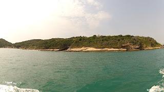 Passeio de barco em Búzios/RJ.
