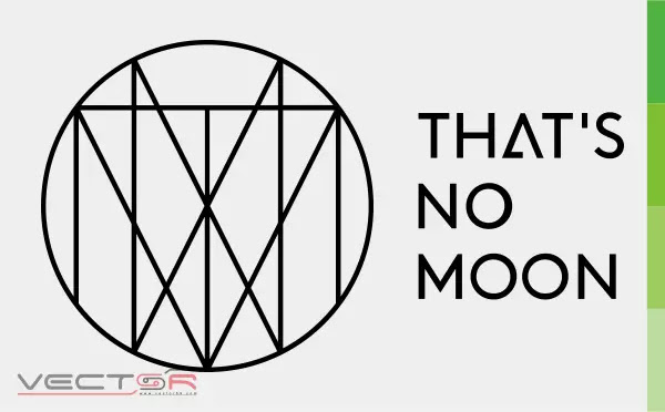 That's No Moon (2021) Logo - Download Vector File CDR (CorelDraw)