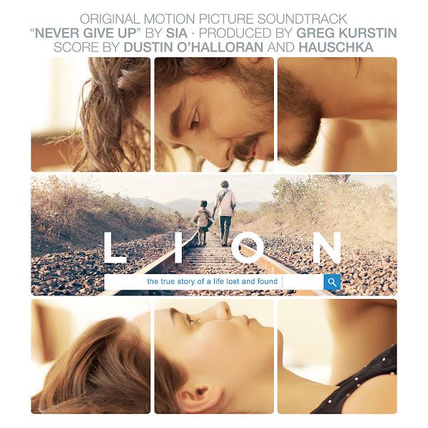 Sia & Greg Kurstin - Never Give Up - Single Cover