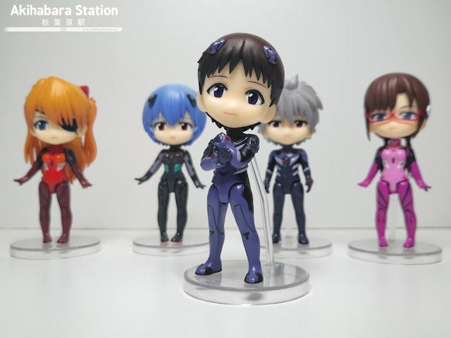 Figuras: Review de las Figuarts Mini de Shin Evangelion Gekijōban: Ikari Shinji y Nagisa Kaworu - Tamashii Nations