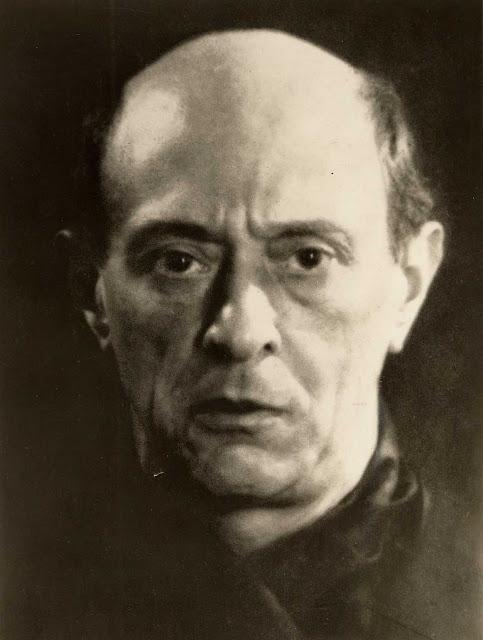 Arnold Schoenberg seseorang yang meramalkan kematiannya dengan tepat