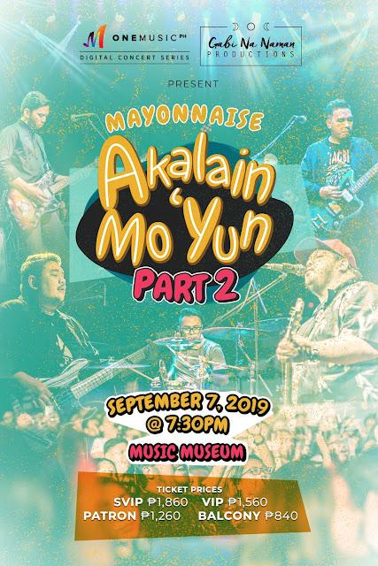 Mayonnaise Akalain Mo Yun Part 2