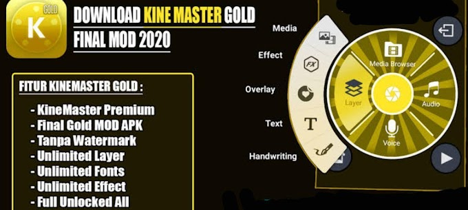 KineMaster Gold – Video Editor v4.13.7.15948 [Unlocked + Mod] [Latest] apk