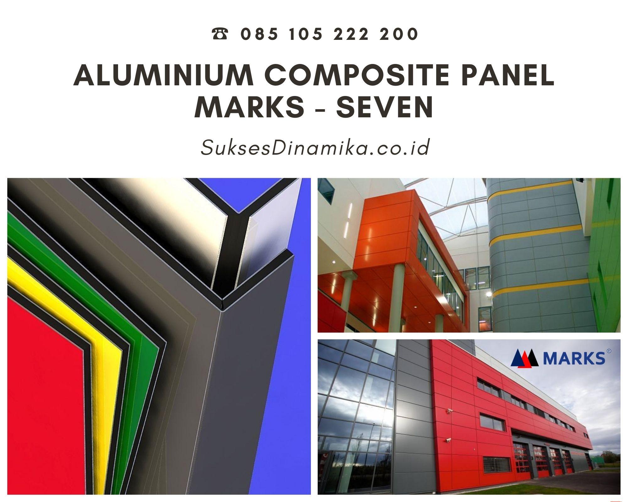 Jual Aluminium Composite Panel Marks Banyuwangi