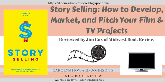 Editor-in-Chief of Midwest Book Review Shares Book on Pitching