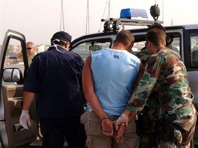 Σύλληψη 48χρονου αλλοδαπού στην Ηγουμενίτσα