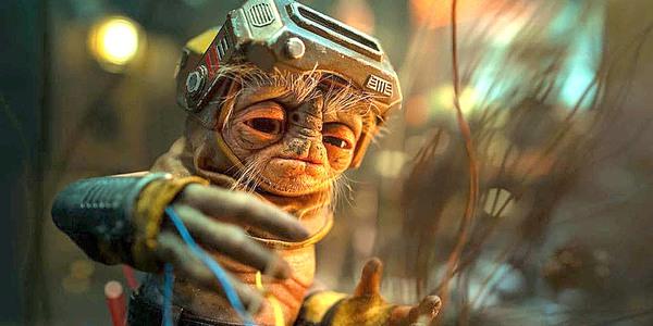 Star Wars: The Rise of Skywalker Concept Arts Show Dark Versions of Babu Frik