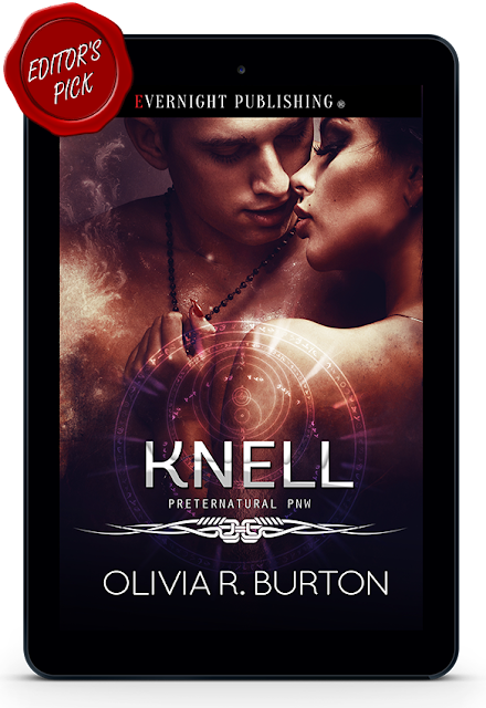 Out Tomorrow: Knell, the final story in Finn and Veruca's trilogy