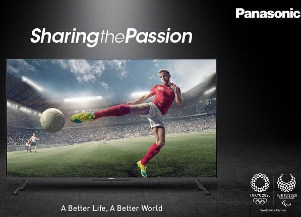 Panasonic's JX850 Series 4K LED TV