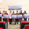 Bupati Samosir Serahkan 78 Unit Buku  Swadaya