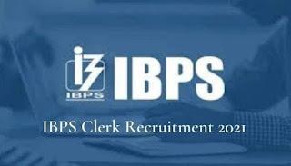 IBPS Clark Recruitment