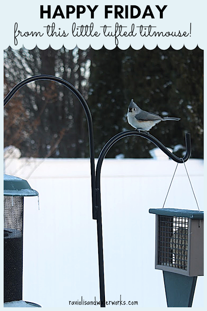 how to attract tufted titmice
