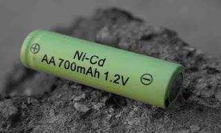 Baterai Ni-CD