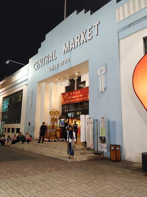 central market pusat oleh-oleh di kuala lumpur
