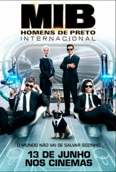 MIB: Homens de Preto – Internacional Torrent – WEB-DL 720p/1080p Dual Áudio<