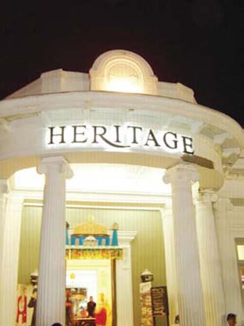 heritage di bandung