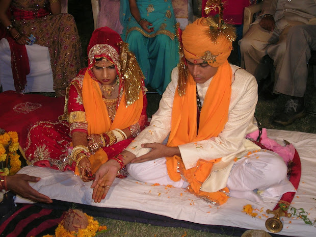 Hindu Marriage Ceremony