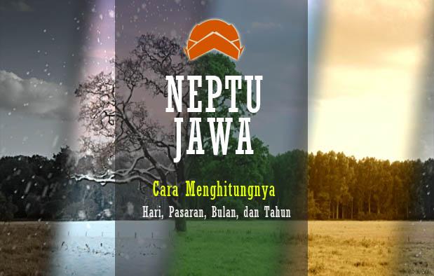 Neptu Jawa : Cara Menghitung Weton