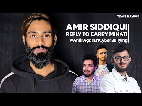 #AmirAgainstCyberBullying