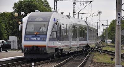 Укрзалізниця планує відкрити маршрут до аеропорту Бориспіль до 1 грудня