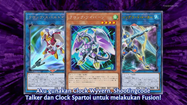 Yu-Gi-Oh! Vrains Episode 54 Subtitle Indonesia