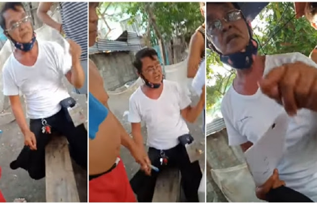 Kagawad Arestado matapos ibinulsa ang P3,500 ayuda ng kada SAP