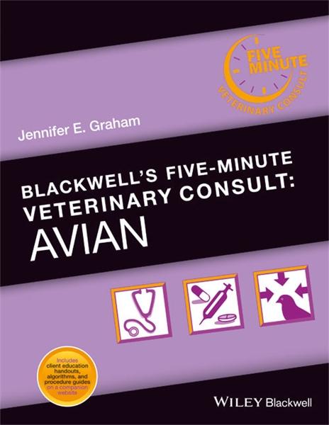 Five-Minute Veterinary Consult - Avian - WWW.VETBOOKSTORE.COM