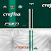 Uniforme [Kit] do Palmeiras 16/17 Para Pes6 by Breno