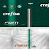 Uniforme [Kit] do Palmeiras 16/17 Para Pes6 by Breno