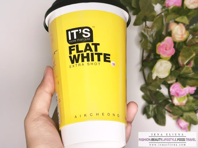 IT'S Flat White Extra Shot