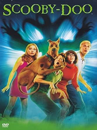 Scooby Doo [2002] [DVD9] [NTSC] [Latino]