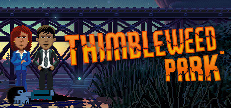 Thimbleweed Park-RELOADED