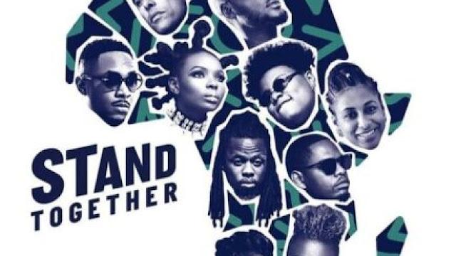 Stand Together – Hino Africano de Solidariedade Contra o COVID-19