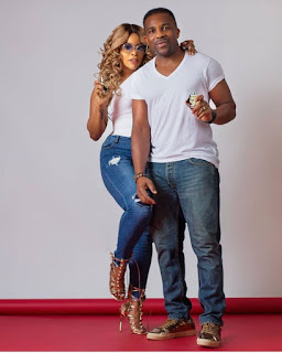 'We are still together' - Laura Ikeji Debunks Marriage Crash Rumours
