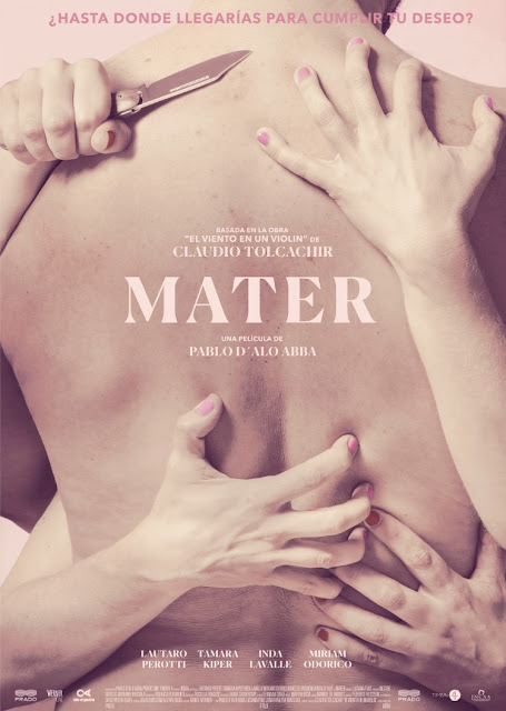 Mater (2017) ταινιες online seires xrysoi greek subs