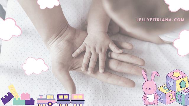 stimulasi bayi 3-6 bulan
