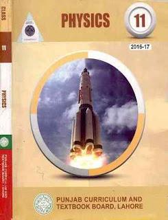 Class 11 physics book