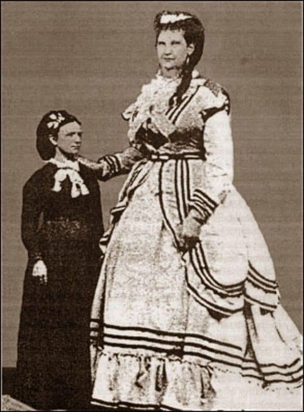 Anna Swan possuiu a maior vagina do mundo