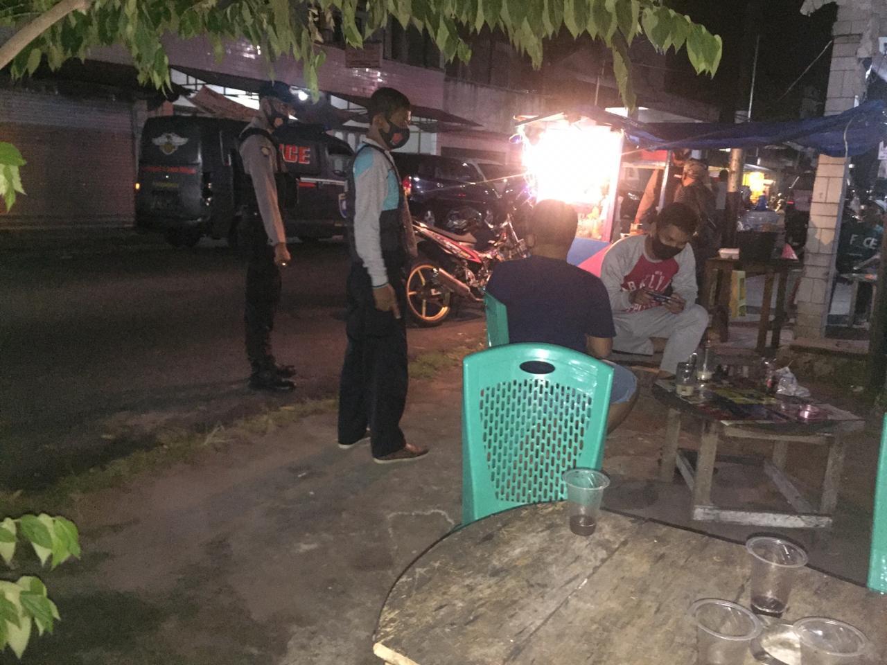 Jaga Situasi Kamtibmas, Regu Bravo Polres Seruyan Lakukan Patroli KRYD