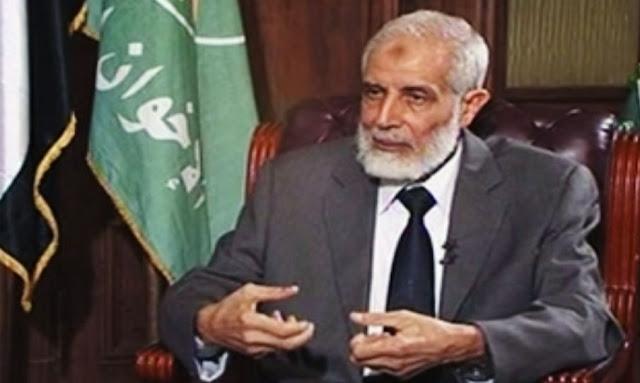 Egyptian media report Muslim Brotherhood leader Mahmoud Ezzat was arrested in Cairo
