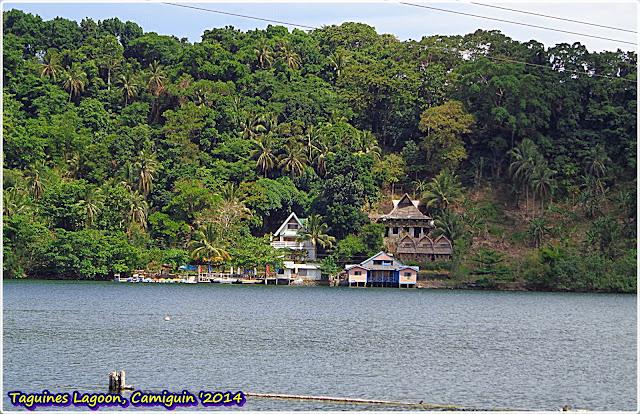Taguines Lagoon, Camiguin