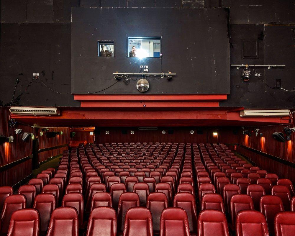 Fetiche De Cin Filo Sala De Cinema E Cabine De Proje O -> Imagem De Sala De Cinema