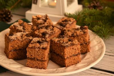 Piernik kawowy – kuchnia podkarpacka