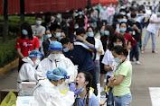 Amerika Serikat, Buka Pesan Rahasia soal Dugaan Covid-19 dari Lab China