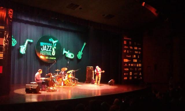 Musicos del Jazz Trio ES