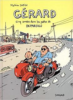 Gérard, Cinq Années Dans Les Pattes De Depardieu PDF