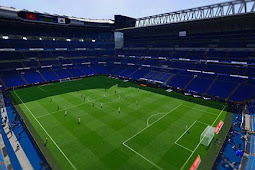 New Santiago Bernabeu (Real Madrid) - PES 2021