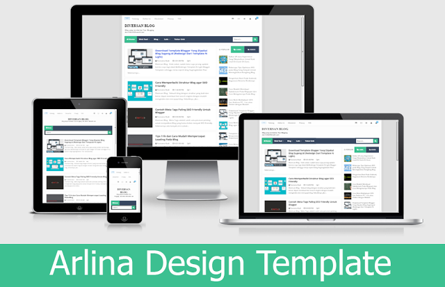 template arlina design