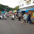 Hindari Kemacetan, Satlantas Polres Bone diterjunkan Di Titik Keramaian Eks Pasar Sentral Watampone