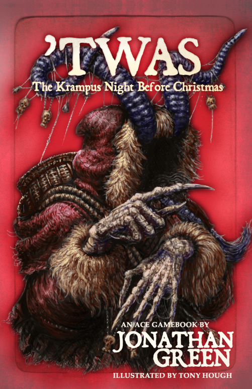 'TWAS - The Krampus Night Before Christmas